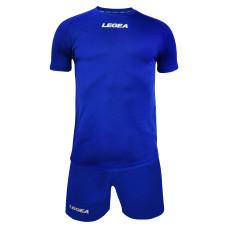 Футболен екип Legea Lipsia, син
