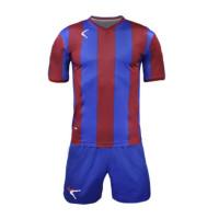 Футболен екип Legea Belgrado, синьо-червено-синьо - Барса