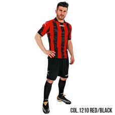 Футболен екип Legea Belgrado, черно-червено-черно - Милано