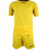 Футболен екип Legea Lipsia, жълт