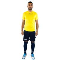 Футболен екип Legea Lipsia, жълто-черно