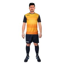 Футболен екип Legea Lubecca, оранжево-т.синьо-черно