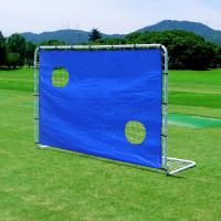 Футболна врата Master 182 x 122 x 61 см, с тренировъчни отвори