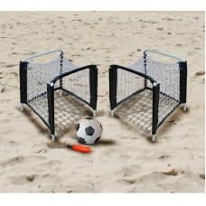 Плажни футболни врати MASTER Beach 25x25x38см с топка