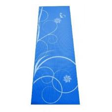 Постелка за йога Bunt Blue Spartan, 172x61x0,4 см
