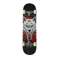 Скейтборд MASTER Extreme Board - Вълк, 78х20см