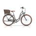 """Велосипед Cross Picnic Plus 28"""", 530 мм, тъмно-син"""