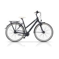"Велосипед Cross CITERRA LADY 28"", черен, new"