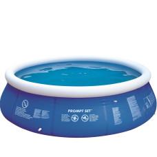 Надуваем басейн JILONG с филтър, 360 x 76 см