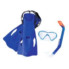 Комплект за гмуркане с плавници BESTWAY Hydro Swim 25025 - син