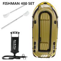 Надуваема лодка  FISHMAN 400 , комплект