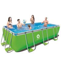 Плувен басейн JILONG Passaat Green 400 x 200 x 100 см, с филтрация