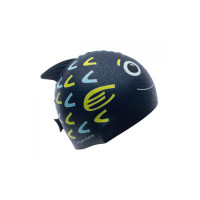Плувна шапка MARTES Scalar Kids Navy fish