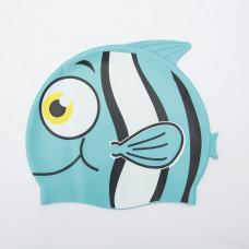 Шапка за плуване BESTWAY Hydro Swim Buddy за деца - синя