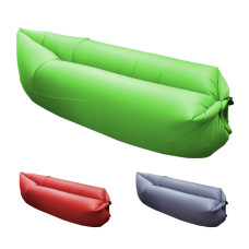 Въздушно легло MASTER Lazy Air, червено