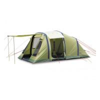 Четириместна палатка PINGUIN Interval 4 Air Tube, Зелен