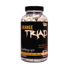 Мултивитамини и минерали CONTROLLED LABS Orange Triad, 270 табл.