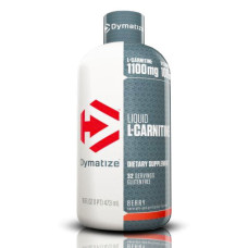 Фет бърнър DYMATIZE L-Carnitine Liquid 1100, 473мл.