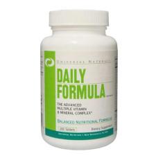 Мултивитамини UNIVERSAL Daily Formula, 100 табл.