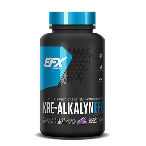 Креатин ALL AMERICAN EFX Kre-Alkalyn 750мг., 120 капс.