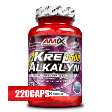 Креатин AMIX Kre-Alkalyn ®, 220 капс.