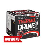 Фет бърнър BIOTECH USA Thermo Drine Pack, 30 пакета