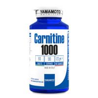 Фет бърнър YAMAMOTO L-Carnitine 1000мг., 90 табл.