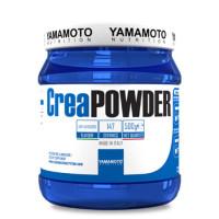 Креатин YAMAMOTО Crea POWDER Creapure, 147 дози