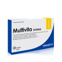 Мултивитамини YAMAMOTO DONNA, 30 капс.