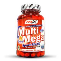 Мултивитамини AMIX Multi Mega Stack, 60 табл.