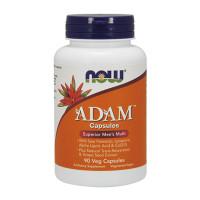 Витамини за мъже NOW ADAM™ Superior Mens Multiple Vitamin, 90 капс.