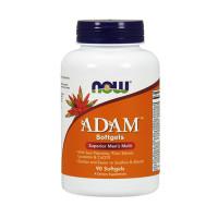 Витамини за мъже NOW ADAM™ Superior Men's Multiple Vitamin, 90 табл.