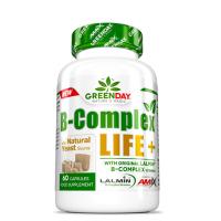 Витамини B-Комплекс AMIX LIFE+, 60 капс.