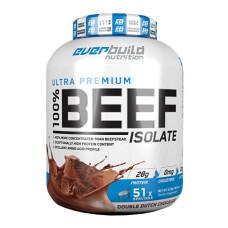 Телешки протеин EVERBUILD Ultra Premium 100% Isolate