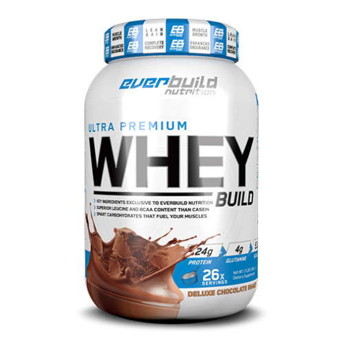 Протеин EVERBUILD  Ultra Premium Whey Build