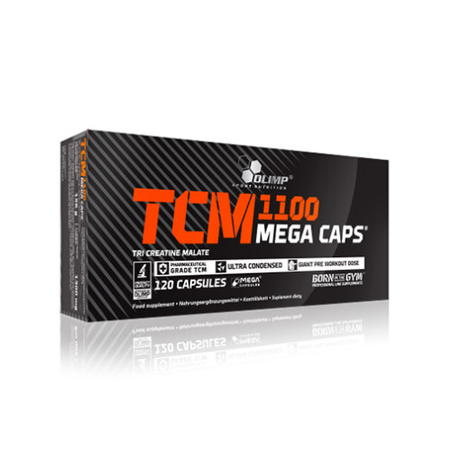 Креатин OLIMP TCM 1100 Mega Caps, 120 капс.