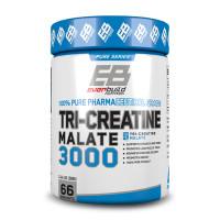 Креатин EVERBUILD Tri-Creatine Malate 3000, на прах