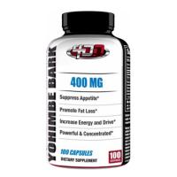 Фет бърнър 4D Nutrition Yohimbine Bark 400мг., 100 капс.