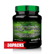 Мултивитамини SCITEC Multi Pro Plus, 30 пакета
