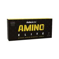 Аминокиселина BIOTECH USA Build Elite, 120 капс.