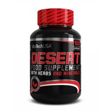 Фет бърнър BIOTECH USA Desert, 100 капс.