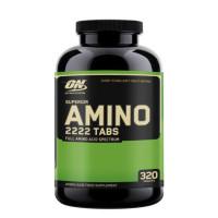 Аминокиселина OPTIMUM NUTRITION Superior 2222, 320 табл.
