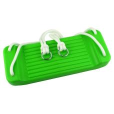 Детска люлка MASTER, пластмасова, зелена