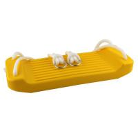 Детска люлка MASTER, пластмасова, жълта