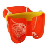 Детска люлка MASTER Baby, пластмасова, оранжева