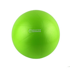 Топка за гимнастика MASTER 24 см, зелена