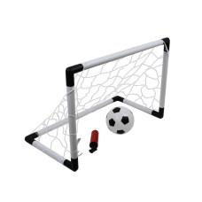 Футболна врата MASTER 60 х 40 х 30 с топка