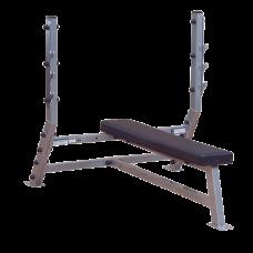 Лежанка Body-Solid SFB349g, хоризонтална, профи