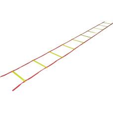 Тренировъчна стълба за ловкост, 10 метра, 16 преки (15 стъпала)