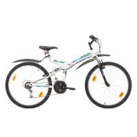 """Велосипед Probike FOLDING FSP 26"""", 460 мм, бяло-син"""